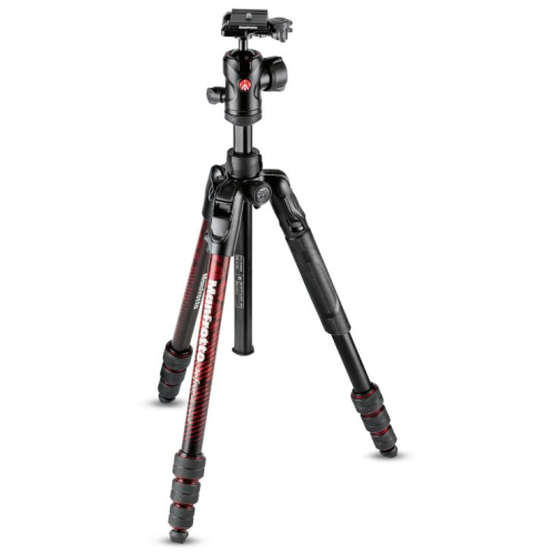 Manfrotto Stativ Befree Advanced Alu Twist rot