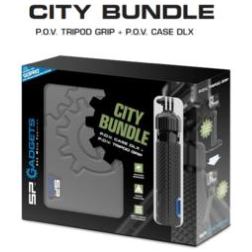 GoPro City Bundle (Tasche + Stativgriff)