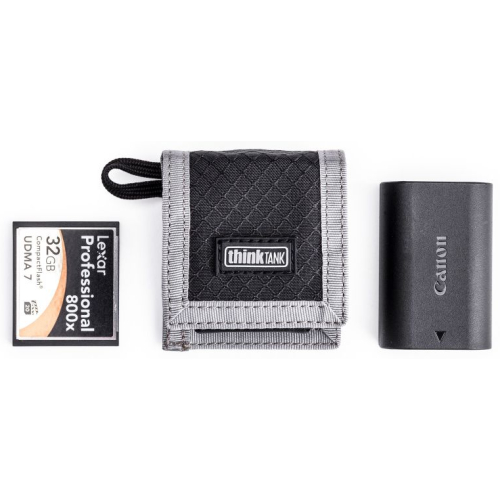 thinkTANK CF/SD + Battery Wallet